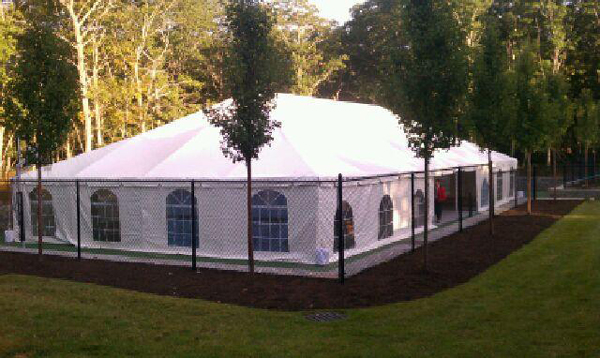 Large Enclosed Tent