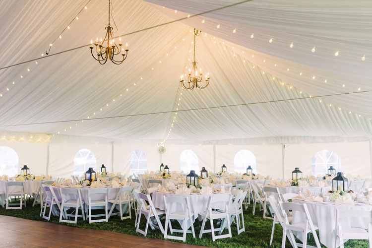 Wedding Tent Packages